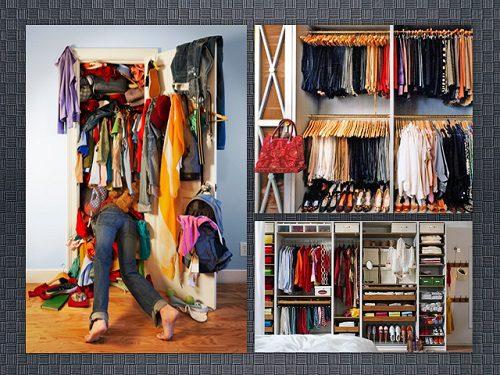 armario desordenadao