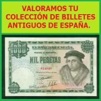 valoración de billetes antiguos - estahecho.com